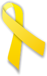 Black Saturday Yellow Ribbon