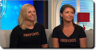 FIREFOXES on The Circle